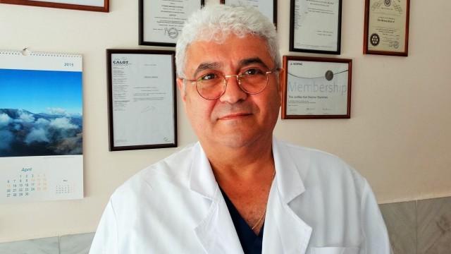 Пребитият лекар губи едното си око?