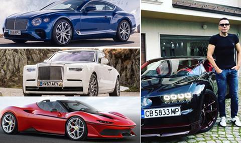 Ето какви коли купуват богатите българи