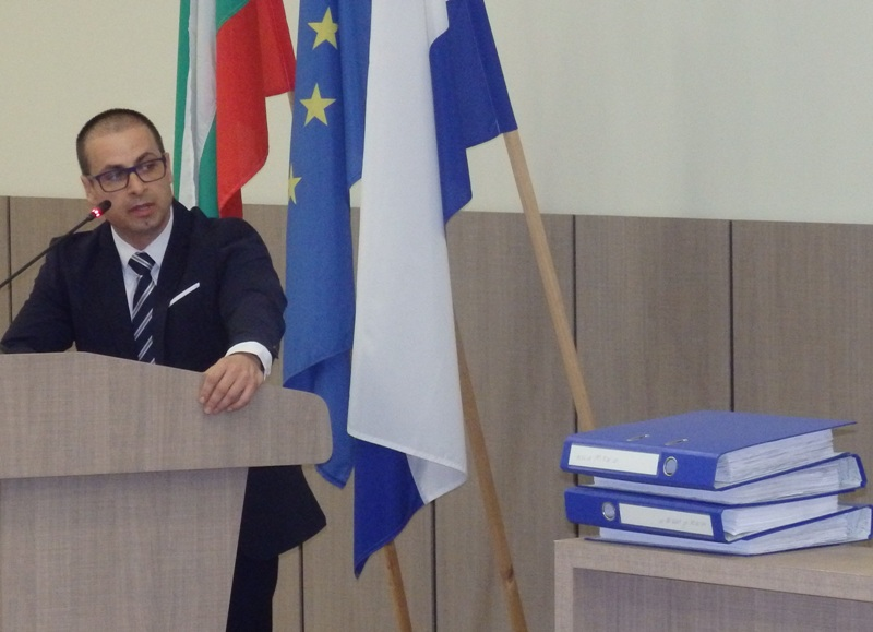Живко Табаков: Не водим предизборна кампания, подписката за зелената зона е волята на бургазлии