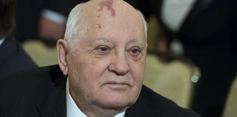 Михаил Горбачов чества 90-годишен юбилей