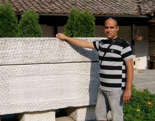 Кой вдъxнови Лазар Налбантов за тракийската кауза?