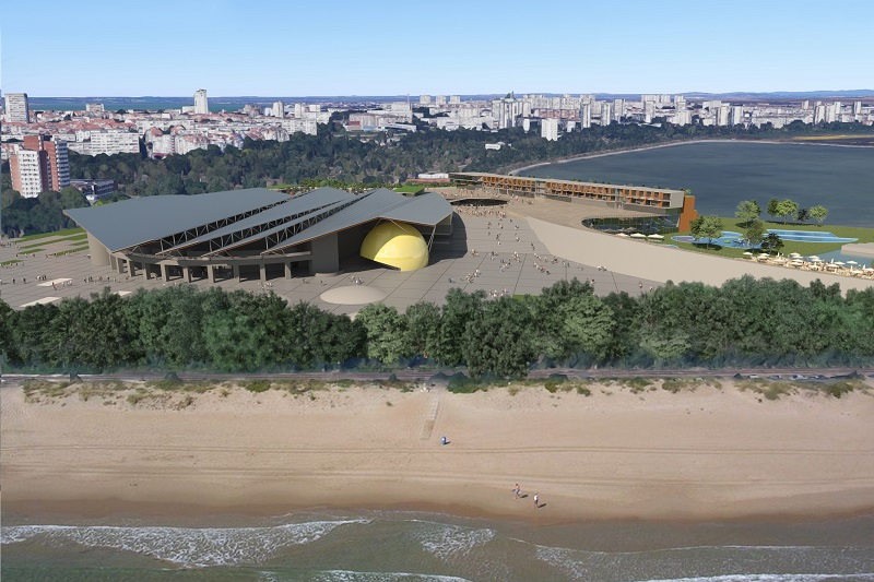 От химера Океанариумът в Бургас май ще стане реалност