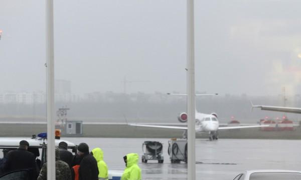 Пътнически самолет се разби в Ростов на Дон, няма оцелели