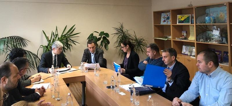 Екоминистърът и кметът със серия от срещи за въздуха в Бургас
