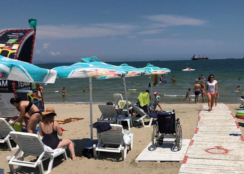 Плажът на Крайморие номиниран за плаж на годината
