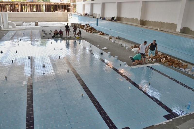 Нов закрит плувен басейн за 3,5 млн. лв. изграждат в Несебър
