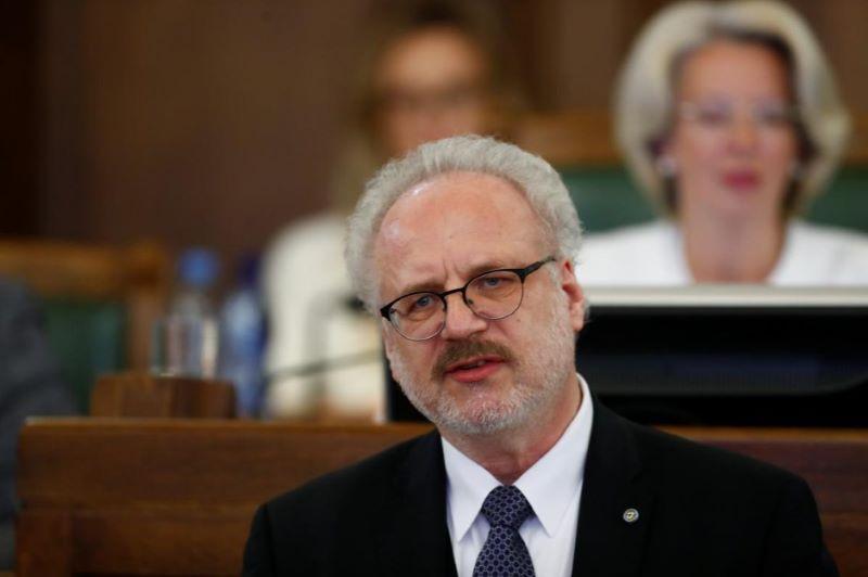 Съдия е новият президент на Латвия