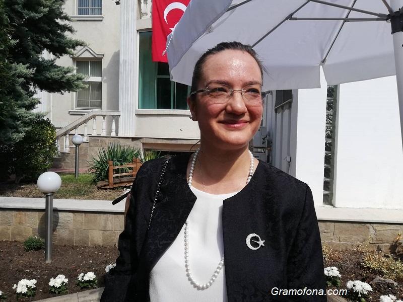 Селен Гюзел е новият генерален консул на Турция в Бургас