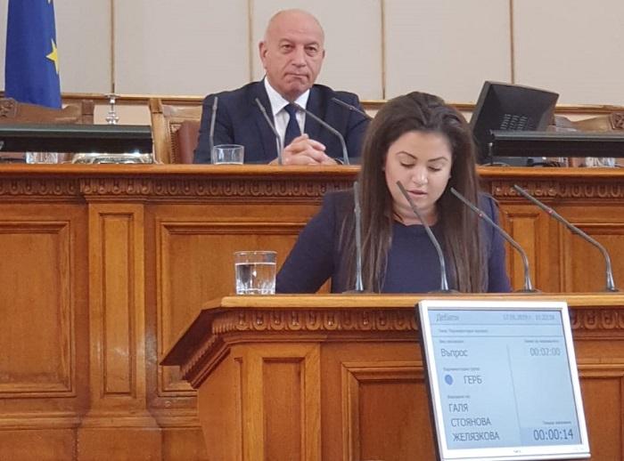Галя Желязкова: След ремонта на обходния път на Камено ще се привлекат повече инвеститори
