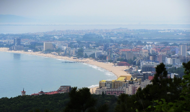 Слънчев бряг – лидер сред курортите по приходи от нощувки