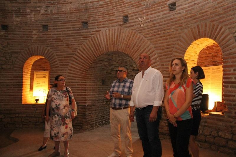 Вицепремиерът Марияна Николова иска повече реклама за историческото ни наследство по Черноморието