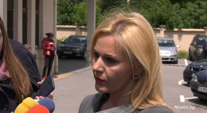 Сийка Милева е новият говорител на главния прокурор
