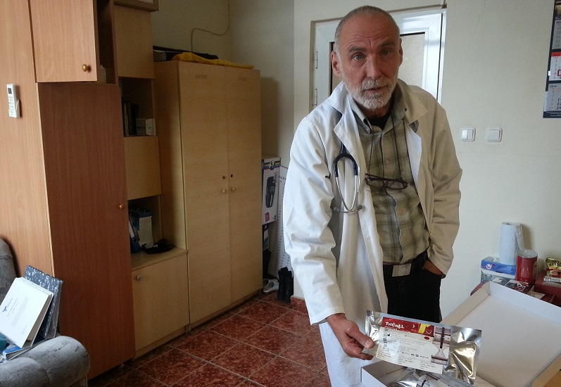 Ново приложение на вампирския лифтинг - спасява пациенти с артроза