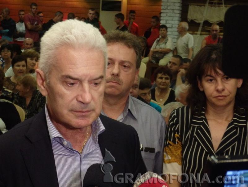 Волен Сидеров: Не съм пратил Симеонов във властта, за да убива туризма, а да вдига доходите