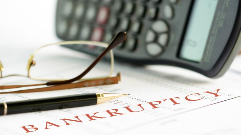 Фалитите на микро и малки фирми ще достигнат 21% до края на годината