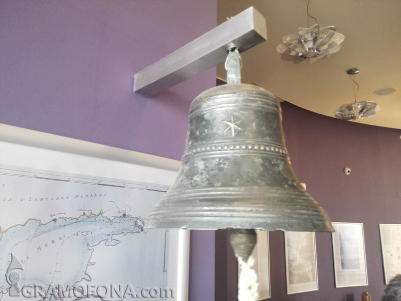 Вижте единствената потурчена морска камбана, известна на науката