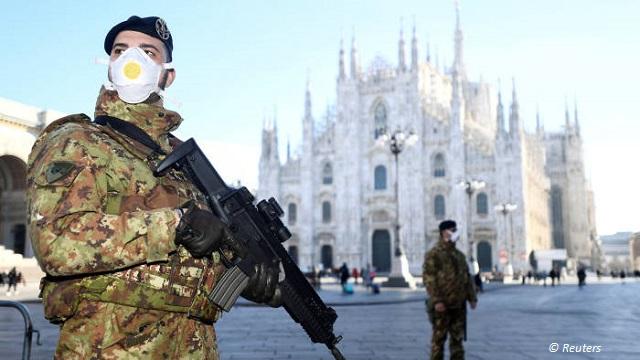 Свободното пътуване в Италия разрешено от 3 юни