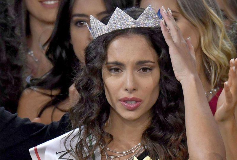 Карлота Маджорана е новата Мис Италия