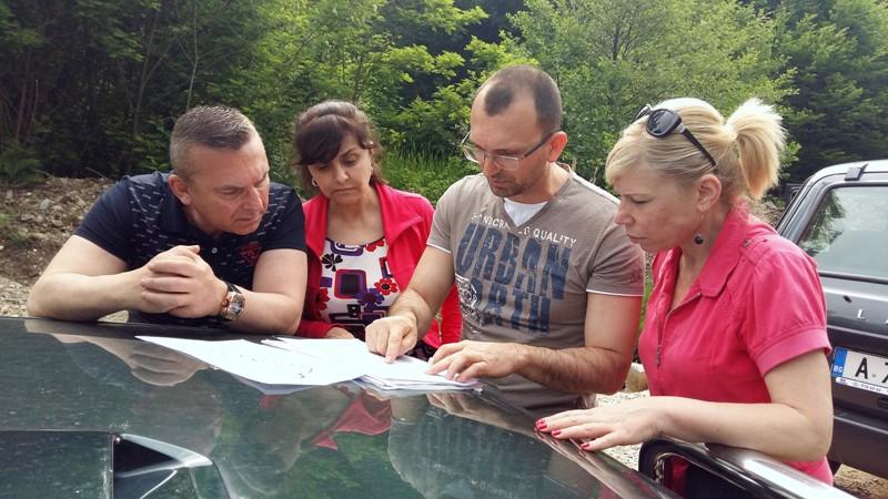 Преградното съоръжение по границата от Малко Търново до Резово е на финала си