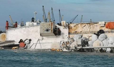 Екологична заплаха за Черно море