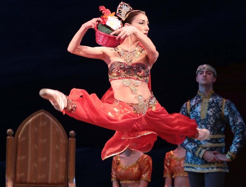 Баядерка на Бургаската опера със Златна муза за хореография