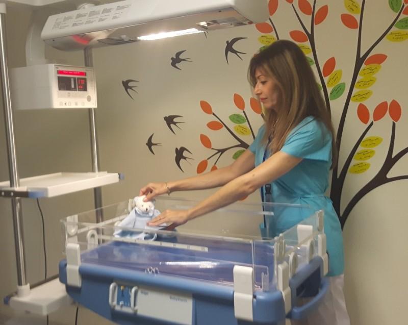 УМБАЛ Бургас получи термолегло за недоносени бебета