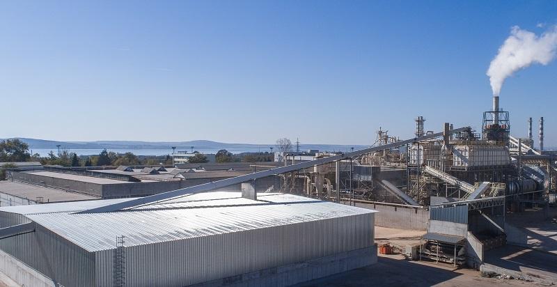 Кроношпан България инвестира 3 млн. лева в пречиствателни съоръжения за завода си в Бургас