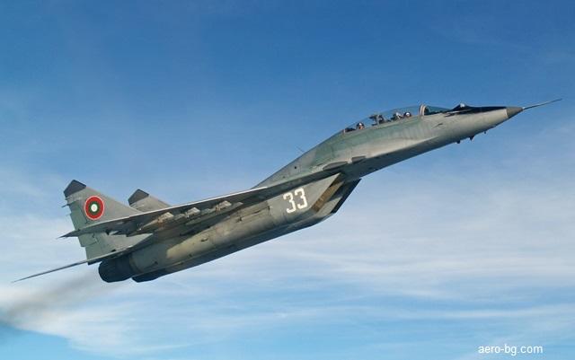 Военното министерство с подробности за изчезналия над Черно море МиГ-29