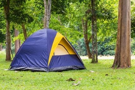 200 лева глоба за палатка в планината