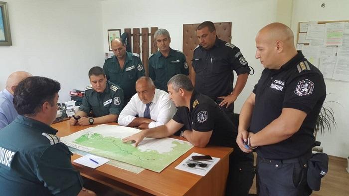 Върнаха командировките на гранични полицаи