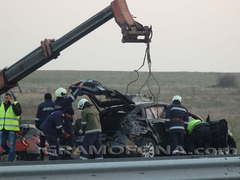 Черна статистика: 261 души са загинали по пътищата на страната от началото на годината