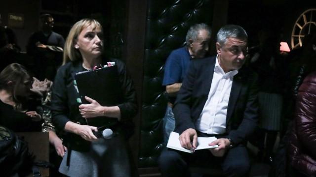 ГЕРБ и Патриотите изгледаха премиерата на филм на Елена Йончева