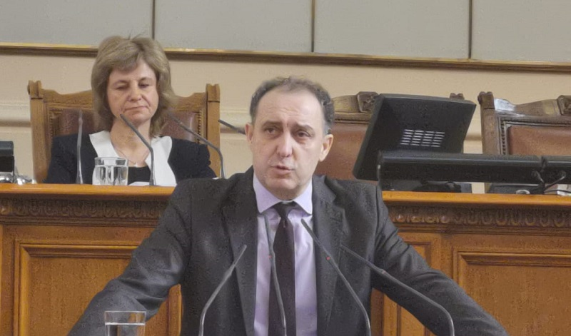 Иван Вълков: Законопроектът за Кодекса на търговското корабоплаване цели синхронизиране с европейското законодателство
