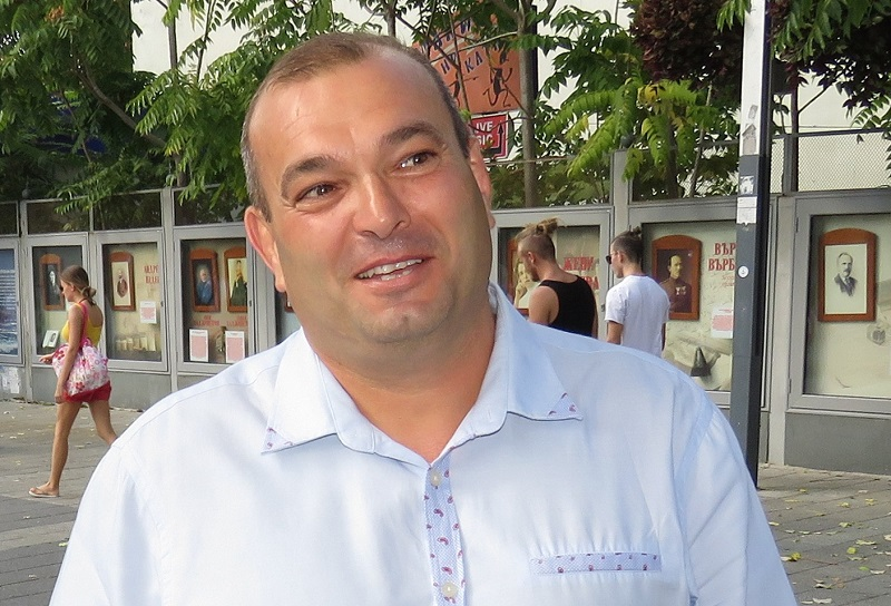 Стефан Георгиев: Мечтата ми е да съберем на едно място всички спортове в Бургас