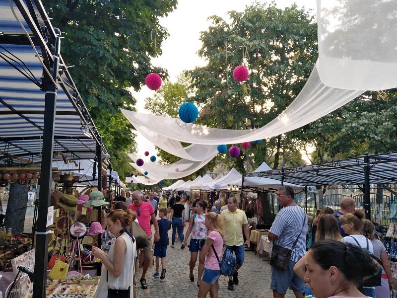 Пъстър фестивал превръща Царево в център на творческите занаяти