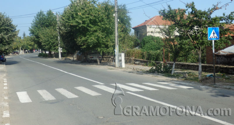 Руен – общината, в която всички пешеходни пътеки са изрядни
