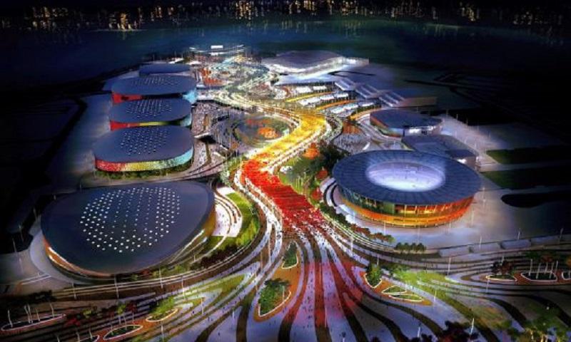 Олимпиадата в Рио започва