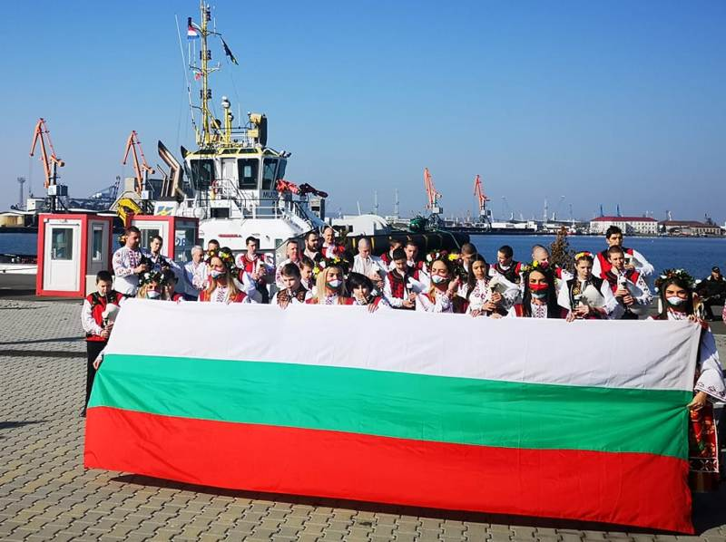 """Гайдарите от """"Добри Чинтулов"""" огласят Морска гара"""