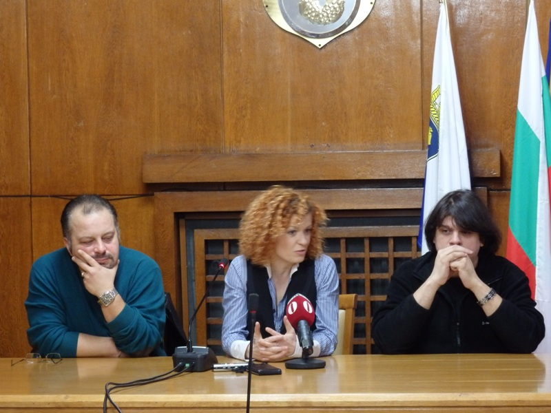 Люси Дяковска за първи път на сцената на Бургаската опера