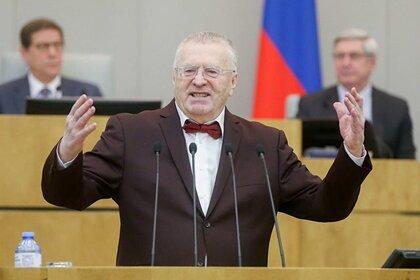 Не президент, а върховен владетел. Ексцентричният Жириновски предлага езикова реформа в руската политика