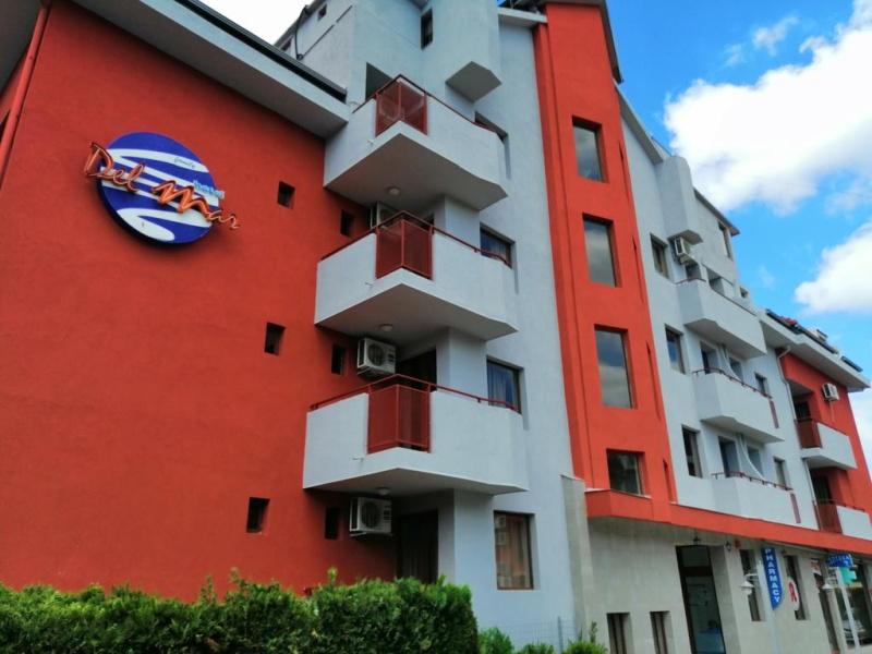 """Министерството на туризма се отказва от хотел """"Дел Мар"""" за карантинен"""