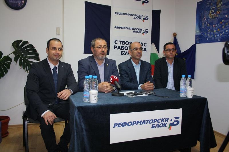 Общинските съветници от Реформаторския блок с приемна в понеделник