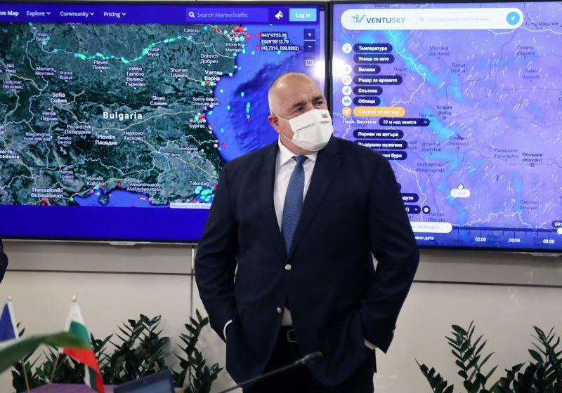 Борисов към Радев : Да каже позицията си, няма да му се карат толкова