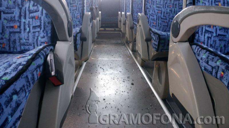 Катастрофа с училищен автобус в Русенско, деца са пострадали