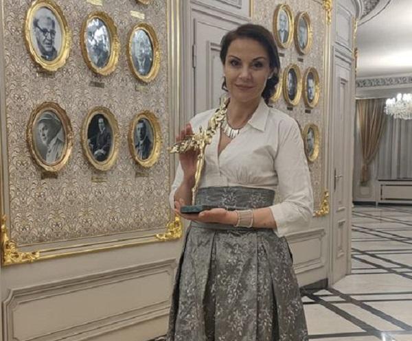 Бургазлийката Гергана Стоянова грабна Икар за дублаж