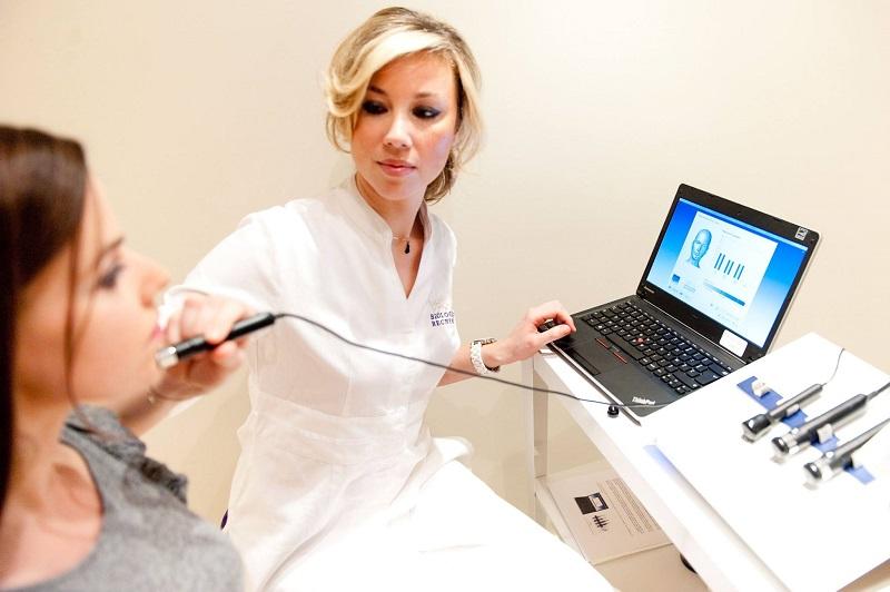 Безплатна диагностика на кожата в спа бижуто на Гранд Хотел Приморец