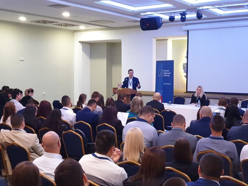 Тодор Йосифов: За младите няма невъзможни цели, стига да повярват в тях