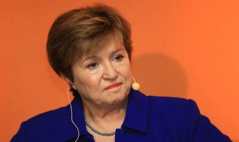 Кристалина Георгиева запазва поста си, реши МВФ