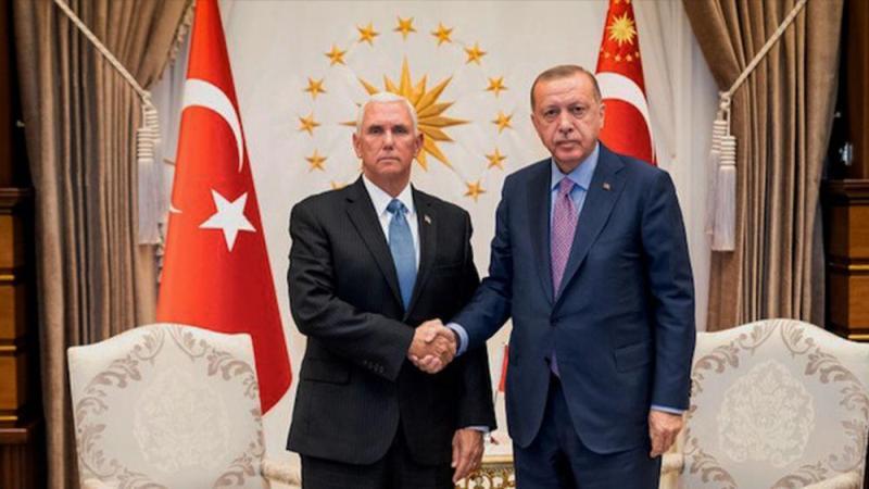Турция и САЩ се договориха, прекратяват огъня в Сирия