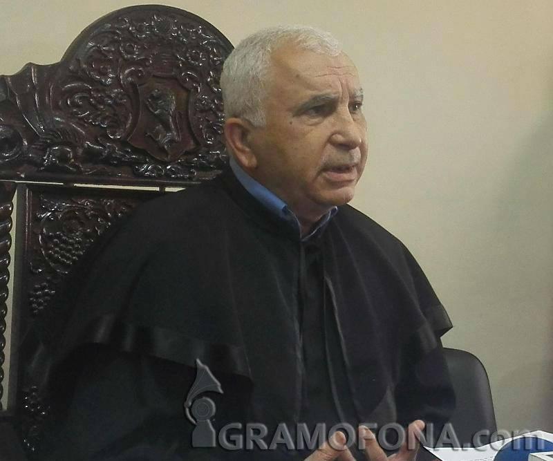 ВСС освободи бургаския съдия Стефан Стойков със златен знак и парична награда